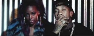 Video: Justine Skye - Collide (feat. Tyga)